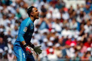 La pesadilla termina: Derrota del Real Madrid en posible despedida de Keylor Navas y Bale