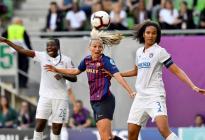 El Lyon acaba con el sueño del Barcelona en la Champions femenina