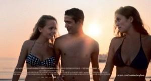 Una película al límite del porno escandaliza en el Festival de Cannes