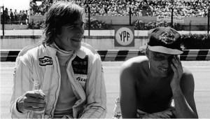 La historia de la rivalidad entre Niki Lauda y James Hunt, que se transformó en un éxito de taquilla en el cine