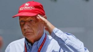 El mundo de la F1 conmocionado por la muerte de Niki Lauda