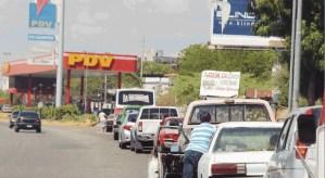 Suspenden horario de 24 horas en todas las gasolineras del Zulia
