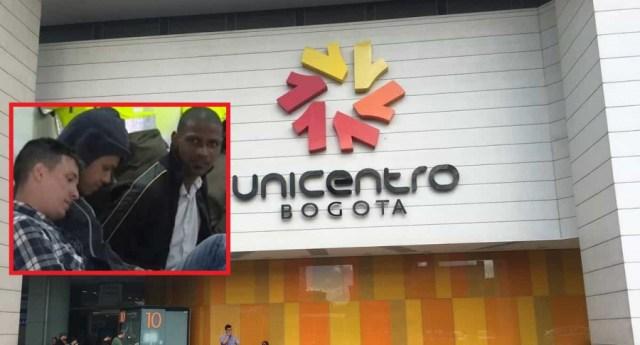 0594fff891be Venezolanos fueron detenidos en Bogotá tras cometer millonario ...