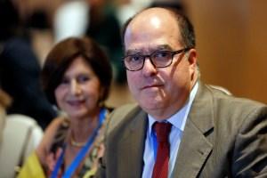 Borges a Arreaza: Vamos a seguir pidiendo sanciones contra la dictadura de Maduro y contra Cuba