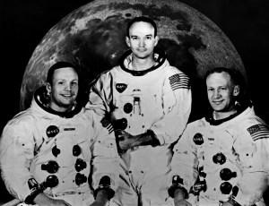 Los 400.000 desconocidos que llevaron al hombre a la Luna salen a la luz