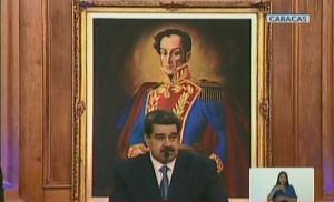 """Maduro, ahora se hace el ofendido… """"decir que hay una dictadura es una ofensa"""" (VIDEO)"""