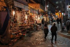 La tradición y el misticismo se mezclan en el Mercado de las Brujas