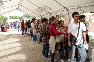 Desplazamiento de venezolanos superará a Siria, según estudio