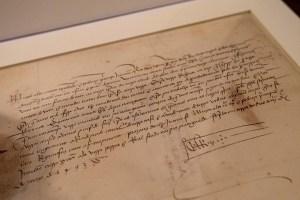 Descubren cartas inéditas del primer viaje de Cristóbal Colón