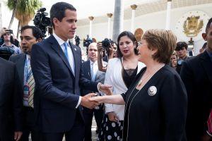 Diputados de la legítima AN piden denunciar ante Bachelet la persecución del régimen a los trabajadores parlamentarios