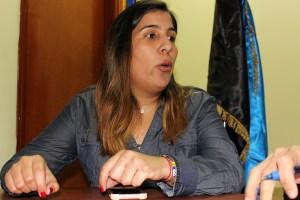 Desiree Barboza en la AN: En el Zulia no vivimos sino que sobrevivimos
