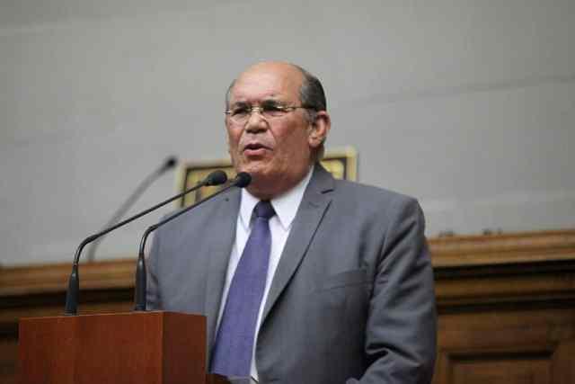 Omar Gonzalez - Asamblea Nacional