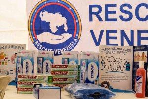 Familias de Santa Clara en Maracaibo reciben atención médica en campamento de Rescate Venezuela
