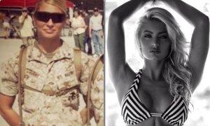 La marine más HOT de los EEUU está lista para invadir tus pensamientos más usurpadores (UFFF)