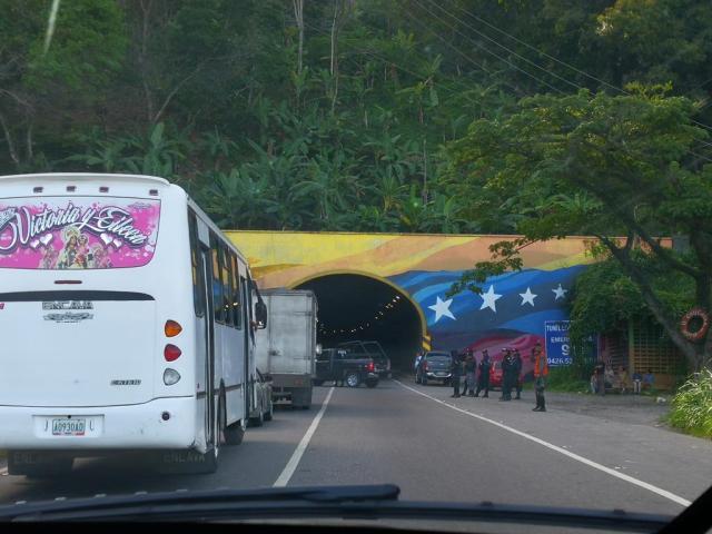 Túnel de Los Ocumitos, imagen cortesia.