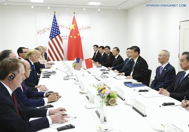 Donald Trump y Xi Jinping acordaron reanudar las negociaciones comerciales 4