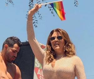 Alicia Machado confesó que ha tenido relaciones con mujeres y le gustan GRANDOTAS (VIDEO)