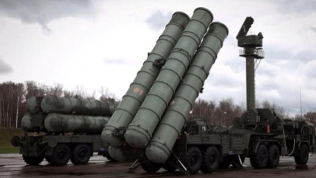 El sistema antimisiles S-400 que Turquía le compró a Rusia