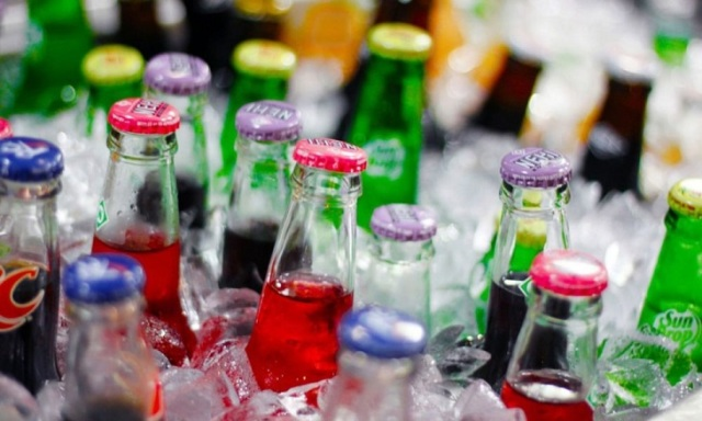 Bebidas azucaradas. Imagen captura.