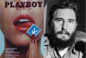 Sexo, revolución y Guerra Fría: la relación de conveniencia entre Fidel Castro y la revista Playboy
