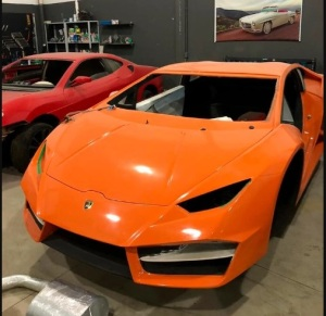 Desbarataron una fábrica clandestina de carros Ferrari y Lamborghini PIRATAS en Brasil (FOTOS)