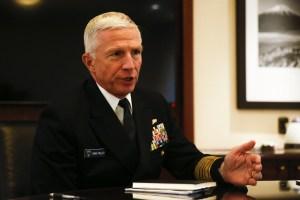 """Venezuela es un paraíso para el narcotráfico: Almirante Faller dice que es hora de ejercer """"más presión"""" en la región"""