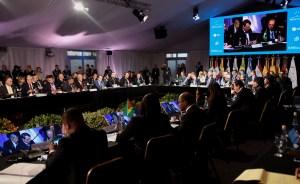 La crisis de Venezuela centró el debate político en la cumbre del Mercosur