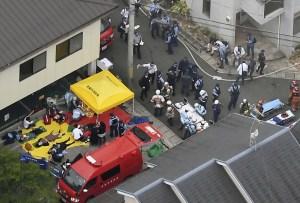 Al menos 30 fallecidos por incendio en estudios de animación en Japón