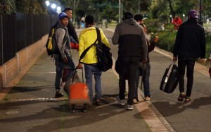 El Salitre, la puerta de la esperanza de los venezolanos en Bogotá