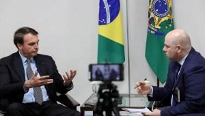 """Jair Bolsonaro: """"No quiero que Argentina siga la línea de Venezuela, por eso apoyo la reelección de Macri"""""""