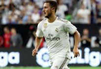 Hazard rompió el silencio tras criticas por risas luego de la eliminación del Real Madrid
