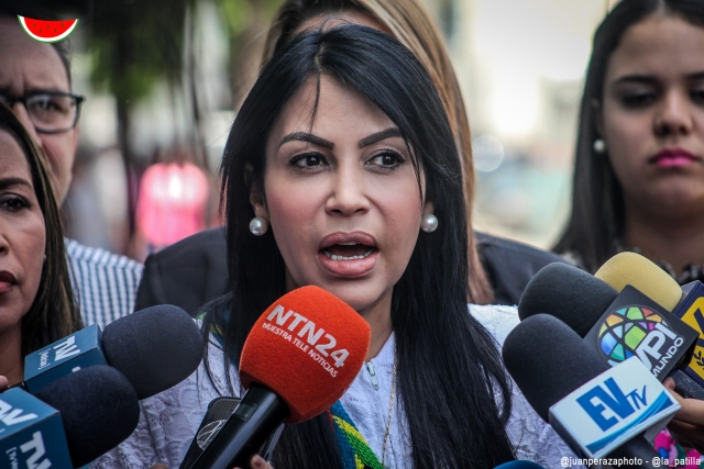 Diputada Solórzano Denuncia Nueva Olla De La Dictadura Contra Guaidó