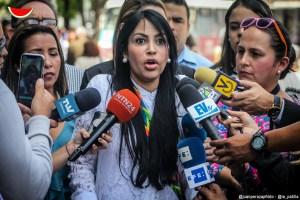 Delsa Solórzano denunció que en Venezuela los crímenes de lesa humanidad son cotidianos