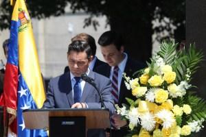 Embajador Carlos Vecchio: Venezuela tendrá un nuevo nacimiento de Libertad