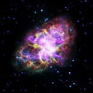 Las mejores imágenes del espacio que nos ha dejado el telescopio espacial Chandra