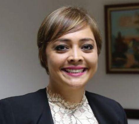 directora de Migración, Raquel Vargas. Imagen cortesía.