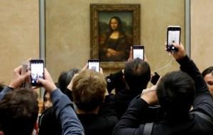 Mudarán a la Mona Lisa con un delicado operativo a la Galería Médicis