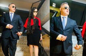 El obsequio que le hizo Tarek William Saab a su nuevo amor (FOTOS)