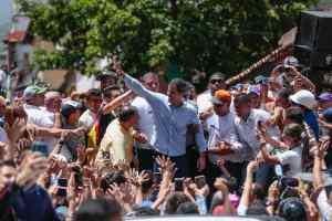 Guaidó vuelve a desestimar las contradicciones de Diosdado Cabello (Video)