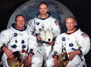 Cronología de las 195 horas, 18 minutos y 35 segundos de la misión Apolo 11