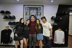 ¿Quieres vestirte bien? Unos venezolanos emprendedores crearon una nueva colección deportiva que te gustará (VIDEO)