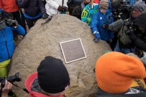 Realizan funeral al primer glaciar muerto en Islandia (FOTOS)