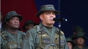 Padrino visitó a militares heridos en la frontera mientras más de 10 siguen desaparecidos (Video)