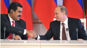 ALnavío: Otro peligro para Maduro, la excesiva confianza que pone en Rusia y Putin
