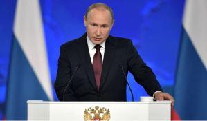 """Putin promete una """"respuesta simétrica"""" a la prueba de misil de Estados Unidos"""