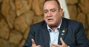 Giammattei pide a EEUU un pacto migratorio sin el concepto de tercer país seguro