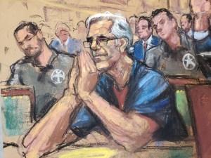 Jeffrey Epstein firmó su testamento dos días antes de su muerte