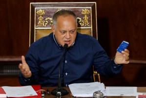 Diosdado Cabello: EEUU sustituirá a Bolton por alguien peor