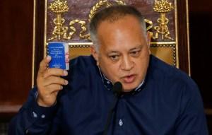 Diosdado Cabello arroja sombras sobre su presunta reunión secreta con un emisario de EEUU