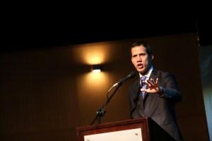 Guaidó dice que, luego de Maduro, el respeto a la seguridad empresarial incentivará la producción